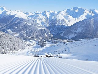 Ski a Courchevel (3 vallees)