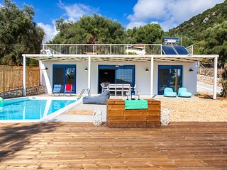 Special Offers: Villa Selini with pool & walking distance to Mikros gialos beach