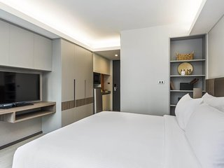 30sqm New Apartment Central Rama9 Night market RCA