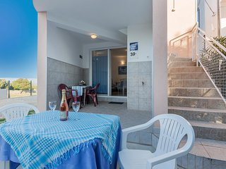 Nice home in Kavran w/ WiFi and 1 Bedrooms