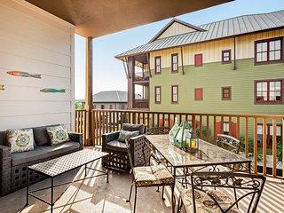 Serene beach condo w/ full kitchen, shared pools, & complimentary beach shuttle
