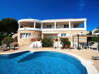 BINI SEGUI - Large perfect villa for 12 near the villa with stunning sea views