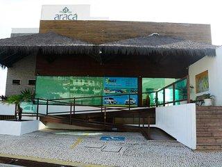 Araça Flat -Beira Mar -Ponta Negra