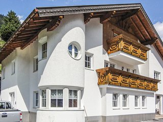 Nice home in Ischgl w/ WiFi and 1 Bedrooms (ATI932)