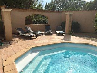 SunlightProperties - VILLA HARMONY - Family villa for 8 with private pool