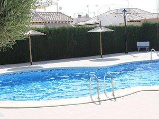 Playa Golf Quad house (sleeps 6) & comm pool P245