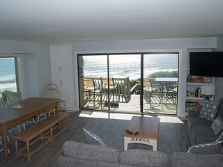 UPDATED OCEANFRONT, MULTI-LEVEL CONDO AMAZING PANORAMIC VIEWS