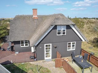 Stunning home in Oksbøl w/ Sauna, WiFi and 3 Bedrooms (P32325)