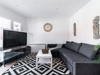 #NSD9-2 Apartamento de un dormitorio con baño privado a estrenar