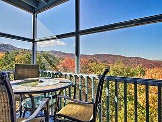 Gatlinburg Cabin w/ Mountain Views & Hot Tub!
