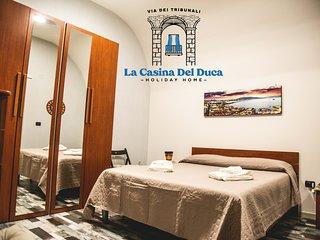 La Casina Del Duca centro storico - Napoli Via dei Tribunali
