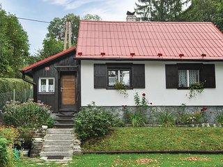 Beautiful home in Moravka w/ 1 Bedrooms (TMB373)