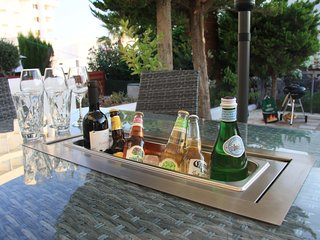 Aphrodite villa Cyprus (Beach/High-speed WiFi/AppleTV/BBQ)