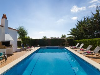 Villa Serena- prived large pool, Free WiFi and AC-