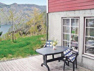 Amazing home in Skjoldastraumen w/ 2 Bedrooms (N17985)