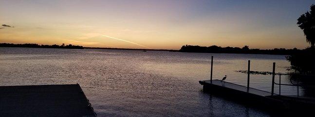 Rampa del lago Lake June