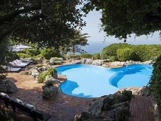 Ansedonia Villa Sleeps 10 with Pool - 5764159