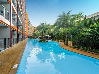Mai Khao Beach Condo 2# | Pool, Gym, Spa