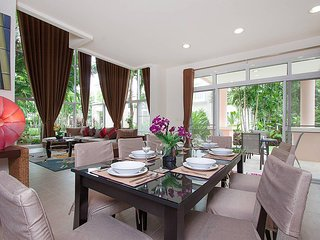 Blue Lagoon Hua Hin 301 | 3 Bed Villa with Fine Features