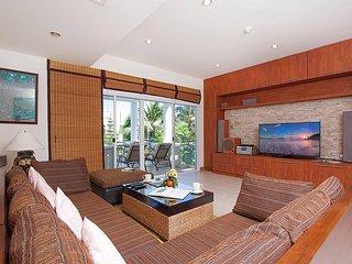 Blue Lagoon Hua Hin 201 | Unique Modern 2 Bed Condo