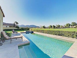 PGA West Retreat | Casita, Private Pool, Spa & Fairway Views 3BR #64185