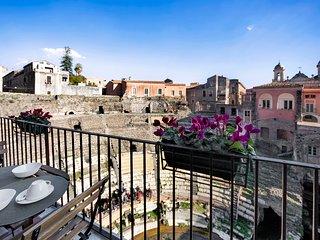 La casa nel Teatro - Catania