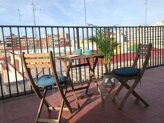 Beautiful apt in Burgos & Wifi
