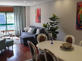 Spacious apt in Marco de Canaveses