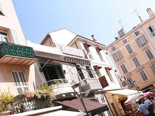 Nice studio in Cannes & Wifi