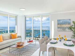 Coconut Grove Residences by Miami Vacation Rentals - Aria 1901 . 2/2.5 Corner
