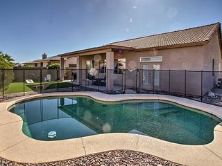 Luxe Surprise Home w/Pool, 2 Mi to Spring Training