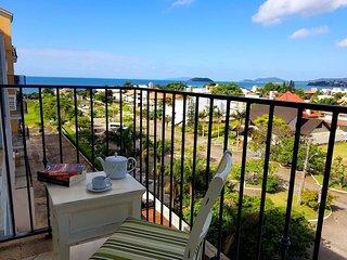 Incrível vista mar no Resort Jurerê ILC2413