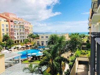Melhor studio completo Resort Jurerê 40m2 ILC4406