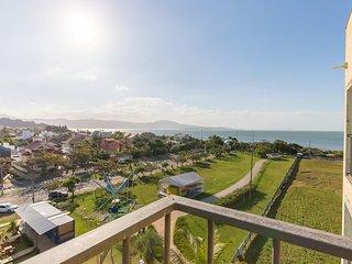 Studio melhor vista mar resort de Jurerê ILC3413