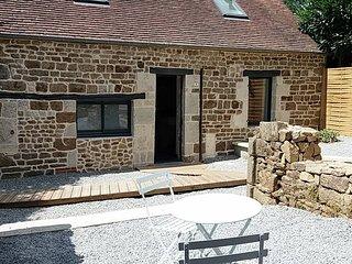 Gite pouvant accueillir jusqu'à 6 personnes au coeur de la Suisse Normande