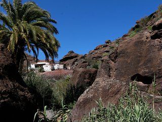 El Molino de Agua de Santa Lucia de Tirajana