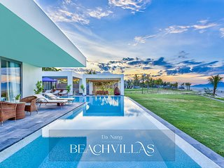 Brand New Beachfront Villa In Five-star Resort