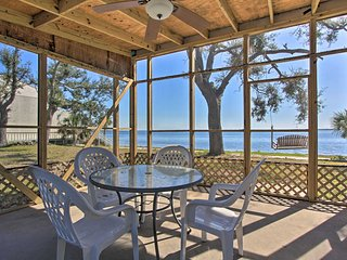 NEW! Bayfront Panama City Studio Near Tyndall AFB!