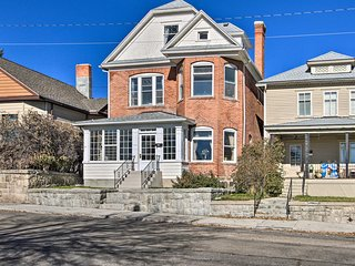 NEW! Classic Home - Walk to Historic Uptown Butte!
