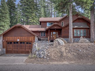 NEW LISTING! Beautiful home in the woods - close to golf, hiking, & skiing