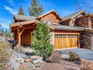 Beautiful, dog-friendly mountain home w/ views, nearby resorts, & a lake!