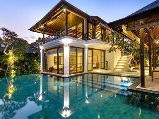 Villa Frangipani Waters