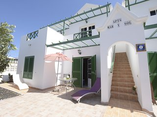 Mar y Sol Apartment 1, with terrace, close to the sea