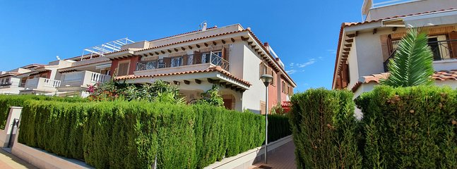 Top Floor Apartment, Zeniamar, alquiler vacacional en Playa Flamenca