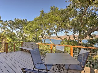 Private Deck | Gas Grill | Bay Views