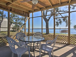 NEW! Live Like a Local - Bayfront Panama City Home