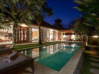Villa Puri Pura (4 bed, chef, butler, housekeeper)