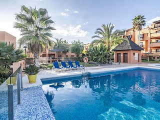 GDS-Lovely 3 bedroom apartment in Benahavis