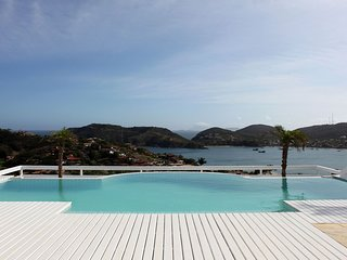 Buz011 - Beautiful house with pool and sea view in Búzios