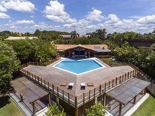 Bah032 - Beautiful sea front villa with pool in Trancoso